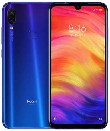 Offerta Xiaomi Redmi Note 7 3/32 su TrovaUsati.it