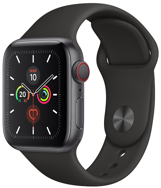 Offerta Apple Watch 5 40mm GPS Cellular su TrovaUsati.it