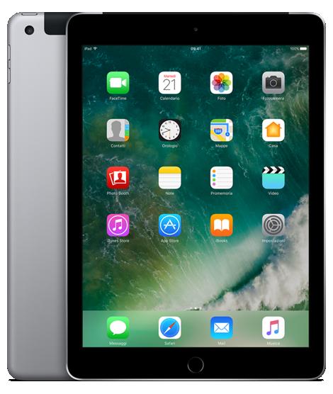 Offerta Apple iPad 9.7 128gb cellular 5a gen su TrovaUsati.it