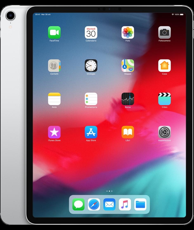 Offerta Apple iPad Pro 12.9 256gb wifi 3a gen su TrovaUsati.it