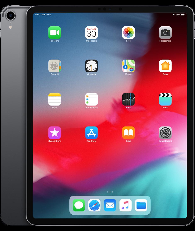 Offerta Apple iPad Pro 12.9 64gb cellular 3a gen su TrovaUsati.it
