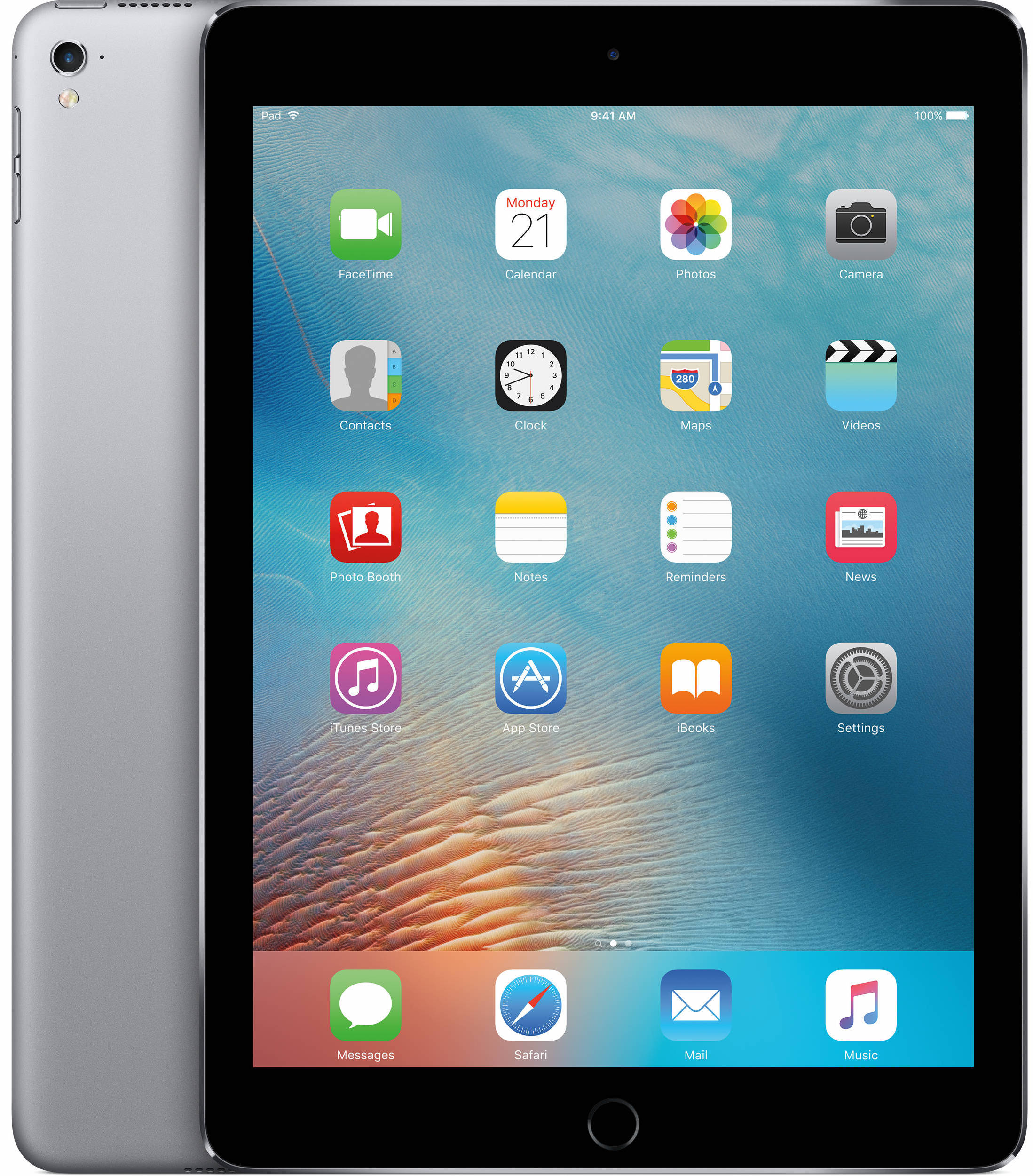 Offerta Apple iPad Pro 9.7 128gb wifi su TrovaUsati.it