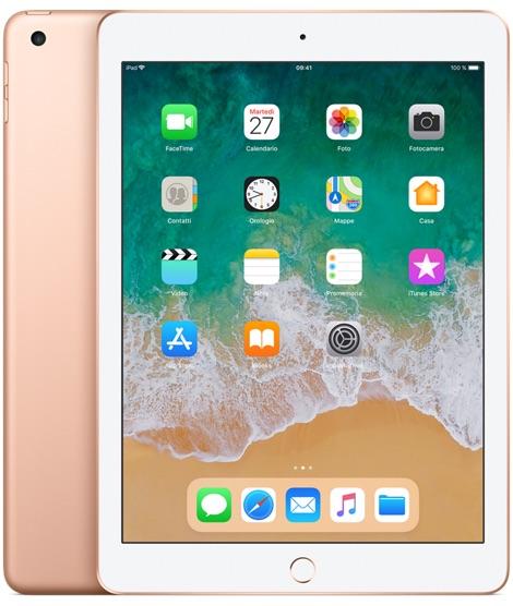 Offerta Apple iPad 9.7 32gb wifi 6a gen su TrovaUsati.it