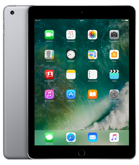 Offerta Apple iPad 9.7 32gb wifi 5a gen su TrovaUsati.it