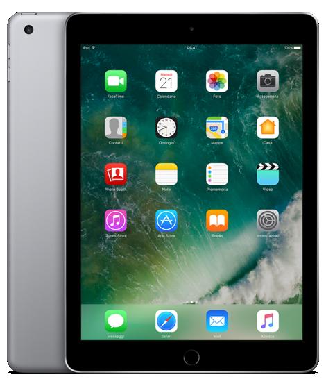 Offerta Apple iPad 9.7 32gb wifi 5a gen su TrovaUsati.it