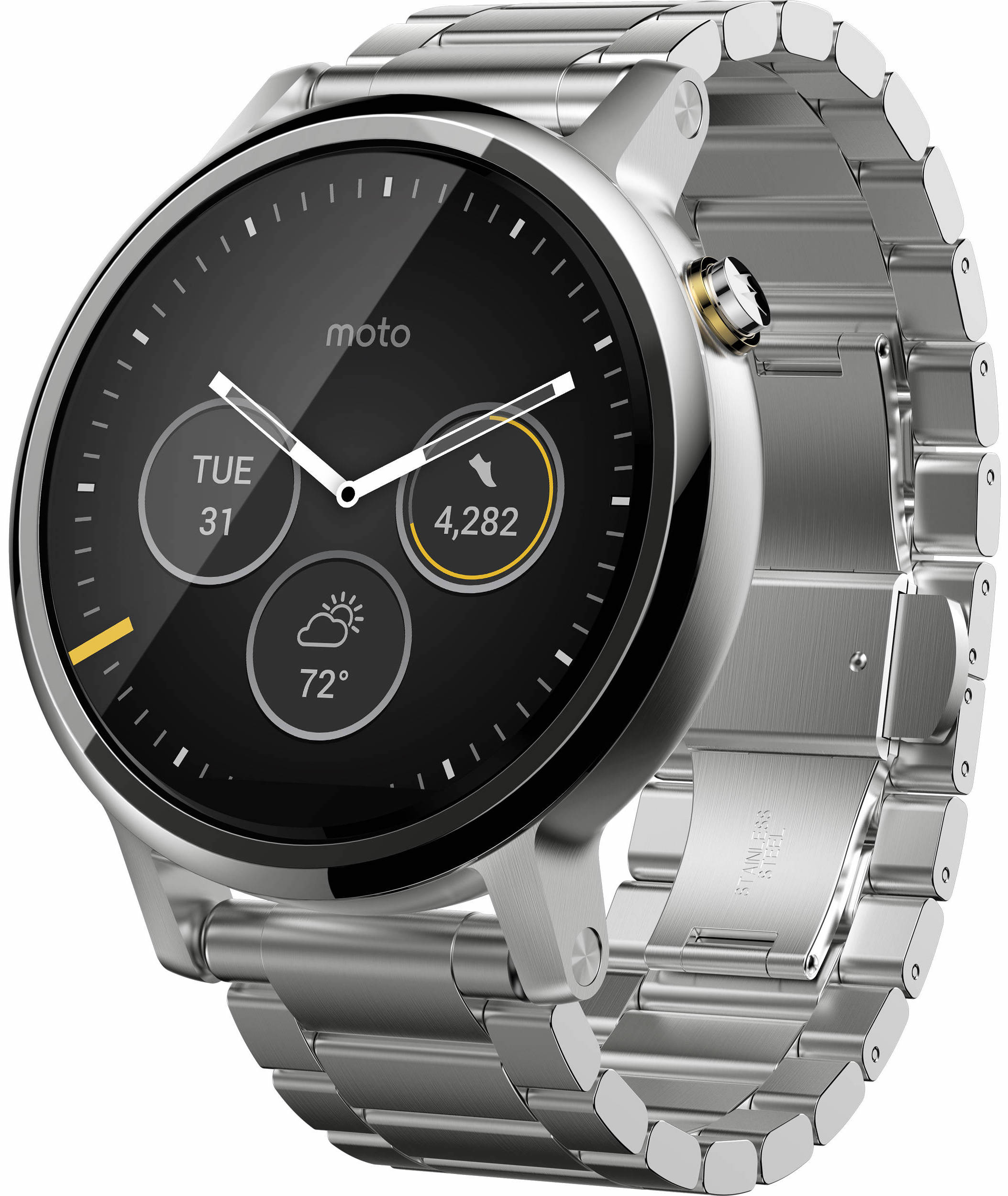 Offerta Motorola Moto 360 2nd Gen 46mm su TrovaUsati.it