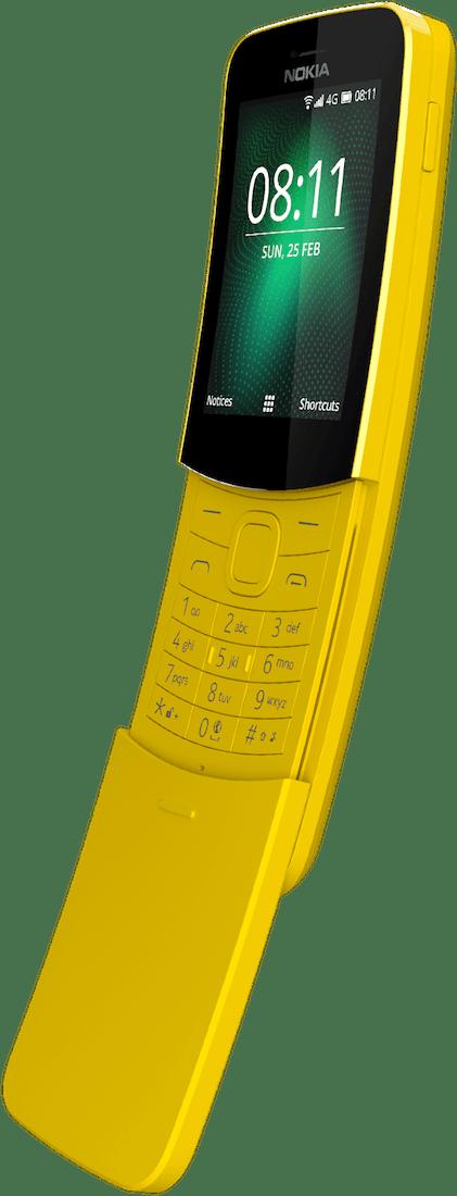Offerta Nokia 8110 4G su TrovaUsati.it