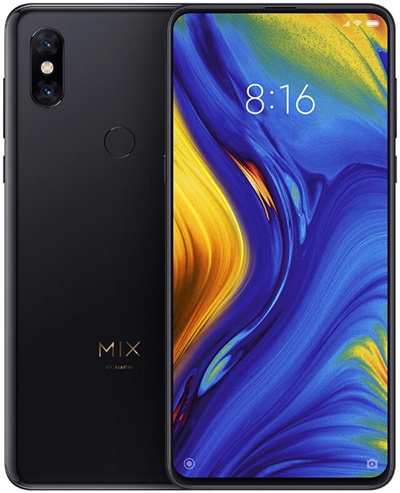 Offerta Xiaomi Mi Mix 3 6/128 su TrovaUsati.it