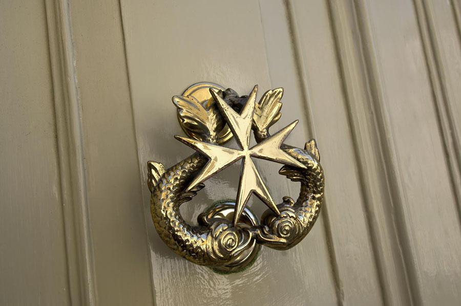Maltese Door Knocker, Malta