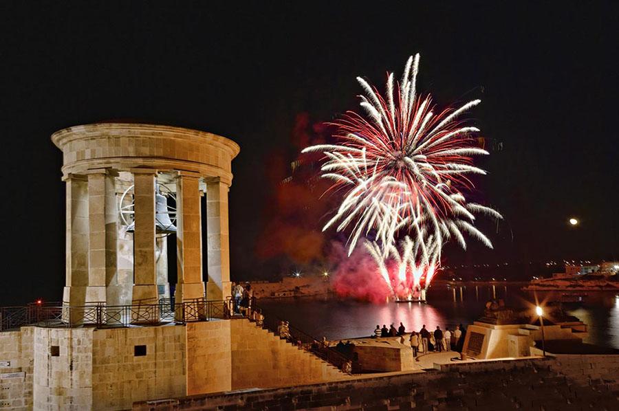 Fireworks Festival, Malta