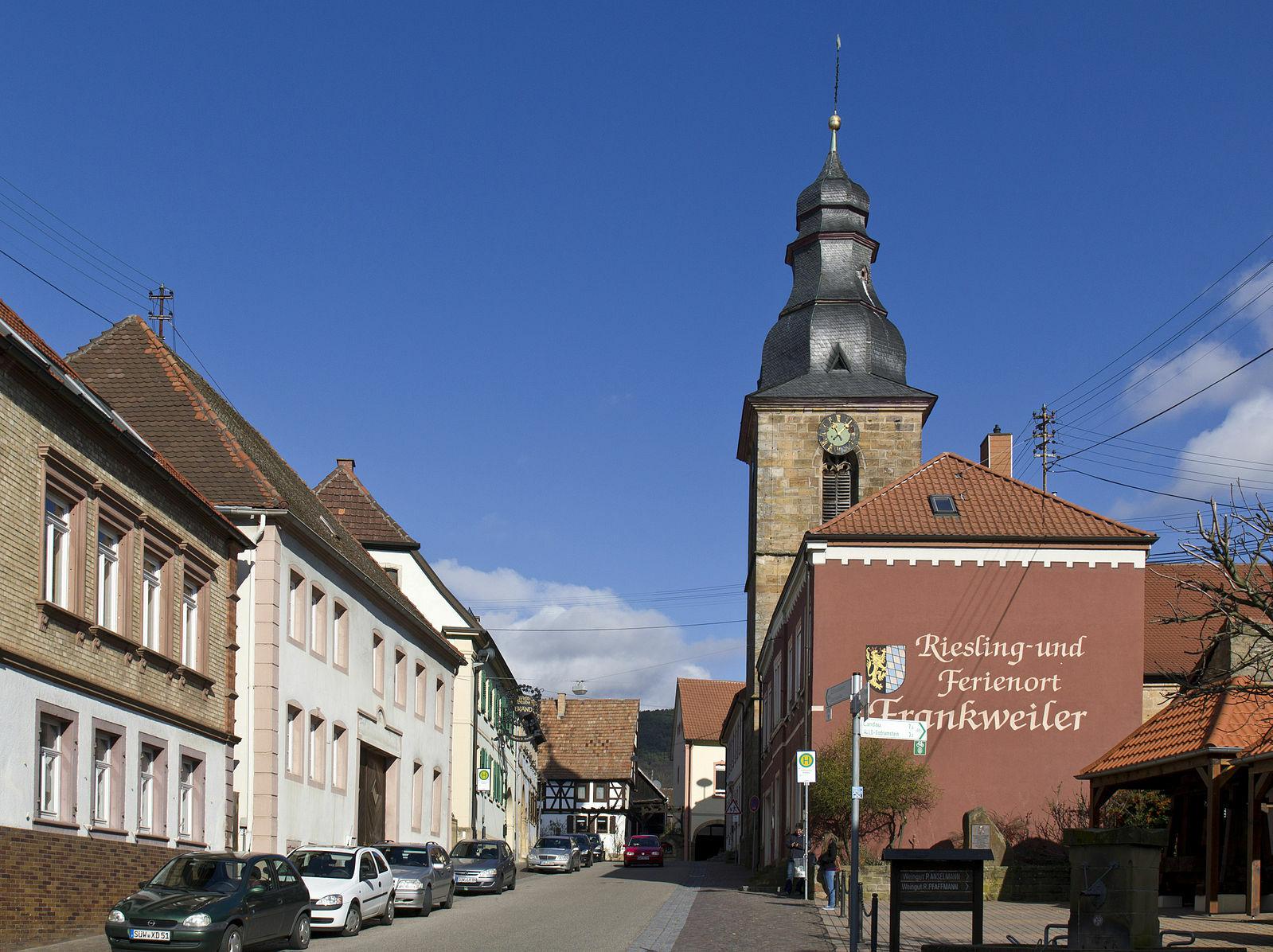 Frankweiler Weinstraße