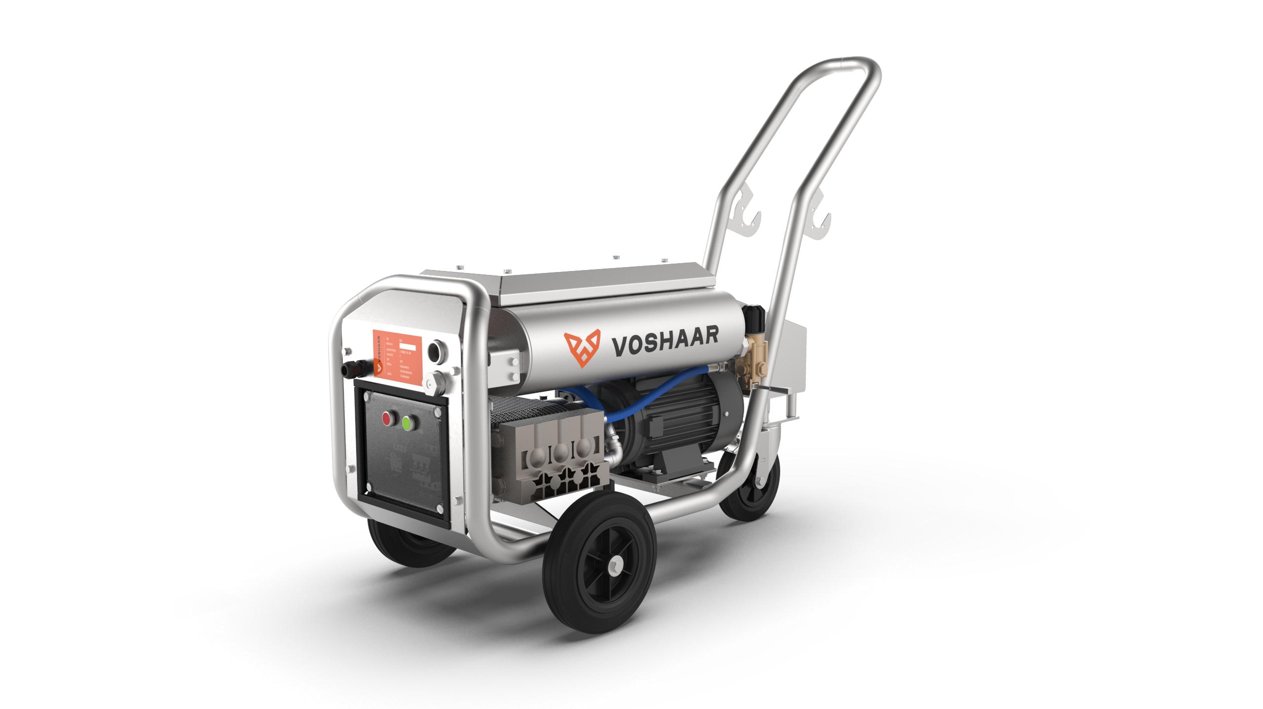 Voshaar RVS 5040