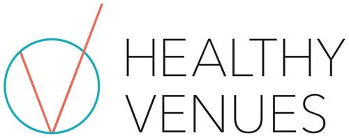 Official Healthy Venues logo