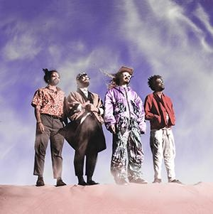 Flamingods + Indianizer