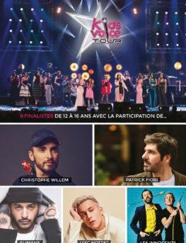 KIDS VOICE TOUR - La finale