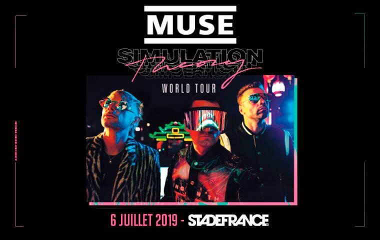 Muse - Pack Premium - Samedi 06 juillet 2019