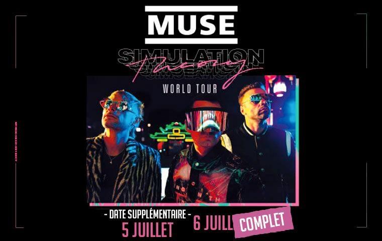 Muse - Pack Premium - Vendredi 05 juillet 2019