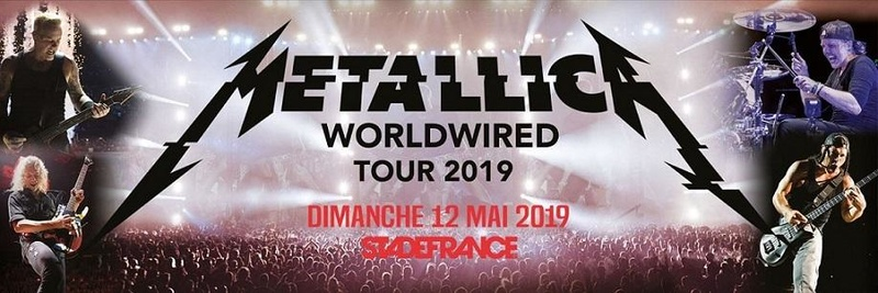 Metallica - Shared VIP Boxes - 12 May 2019