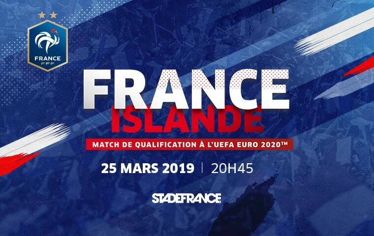 France / Islande - Offre VIP avant match