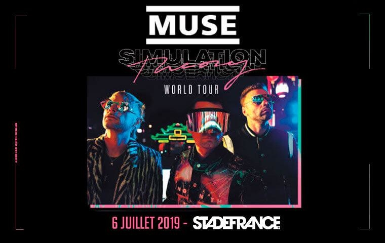MUSE Samedi 6 Juillet 2019