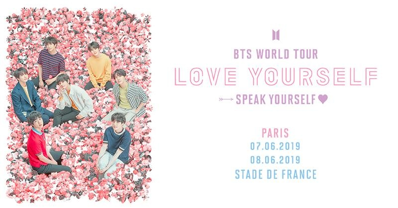 BTS - EXPERIENCE OFFER - June, Saturday 8th 2019