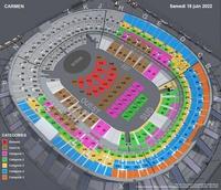 Plan de salle (Stade de France)