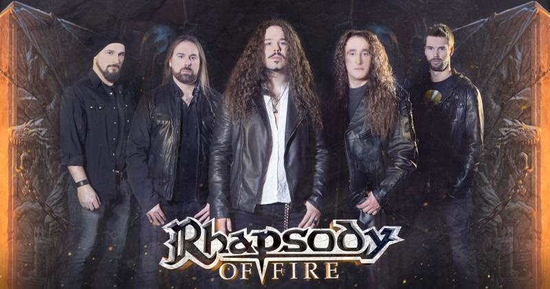 Rhapsody of Fire + Aquelarre + Thornbridge