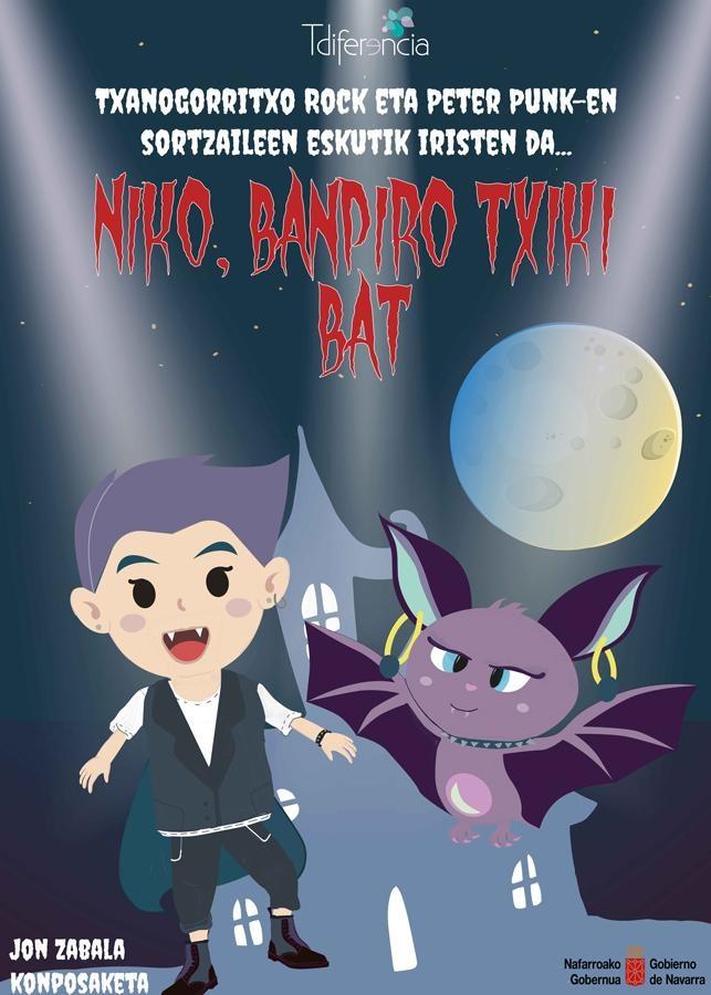 Niko, banpiro txiki bat