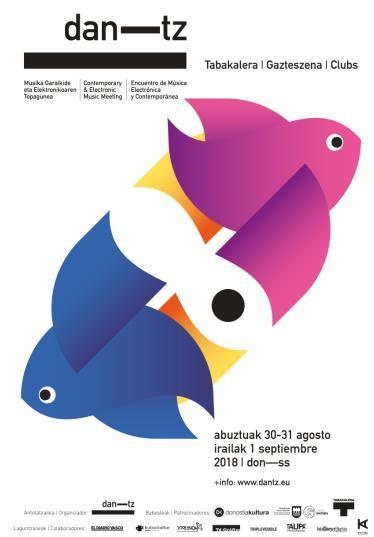 Abono Dantz Festival 2018 01/09