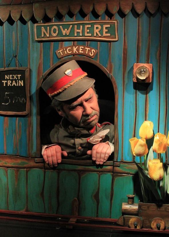 Mr. Train