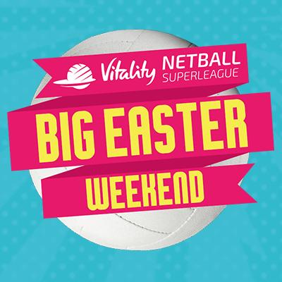 BIG Easter Weekend