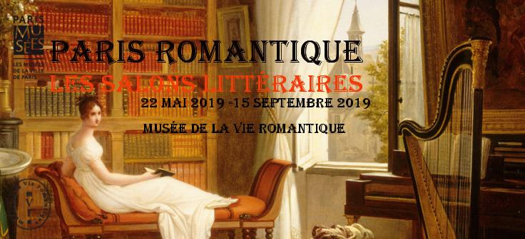 Exposition - Paris Romantique