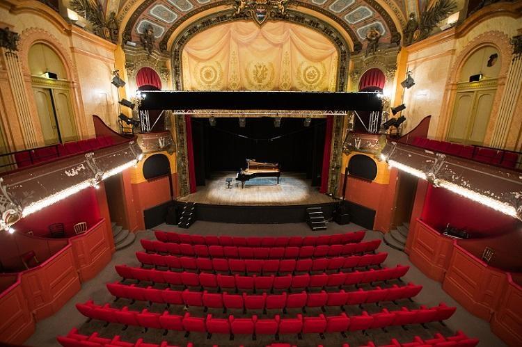 Seat plan (Théâtre du Casino, Évian-les-Bains)