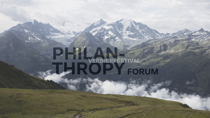 Header image of page : VERBIER FESTIVAL PHILANTHROPY FORUM