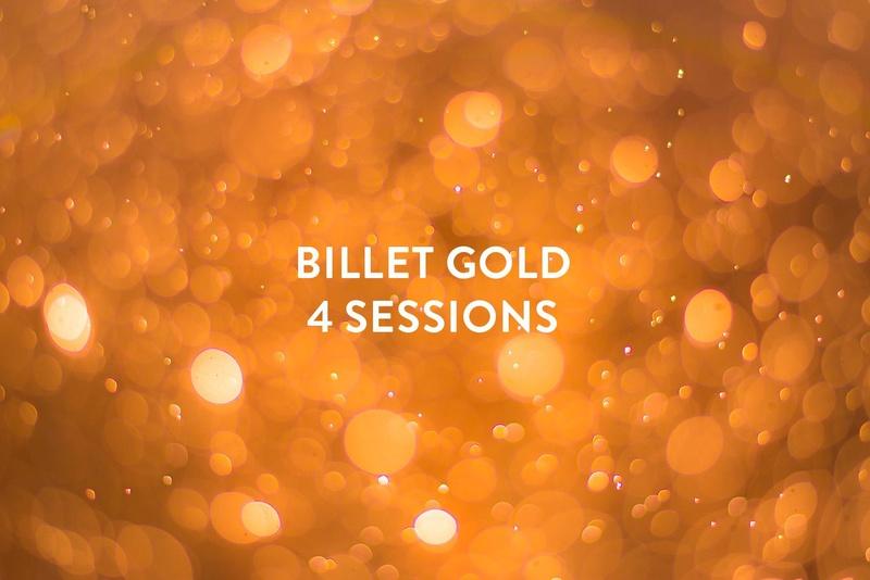 Billet Gold - 4 sessions