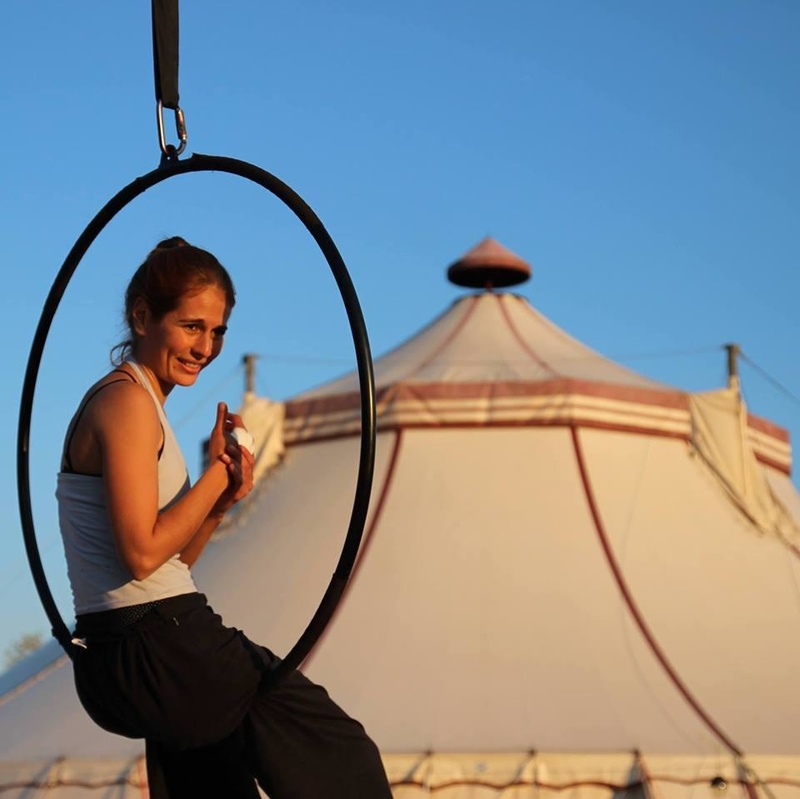 Aerial workshop for adults - March 9th & 10th