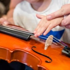 Au son du violon
