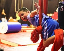 Circus discovery for kids between 4 and 6 - Februaryholidays