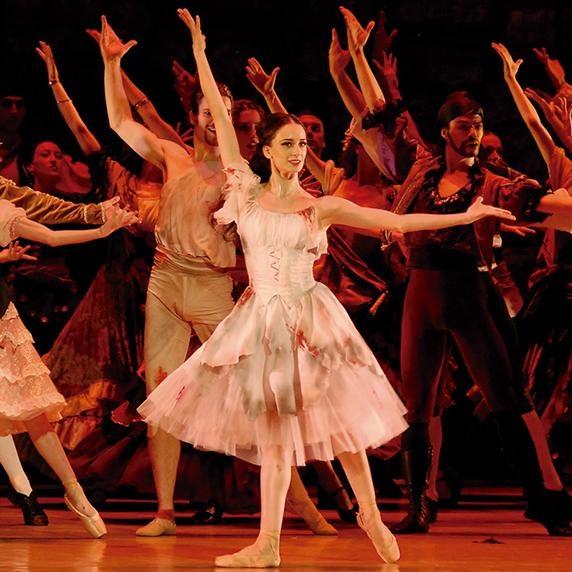 Fuenteovejuna-Laurencia Balleta