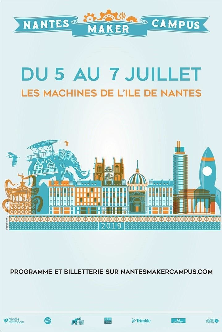 PASS 1 jour Nantes Maker Campus