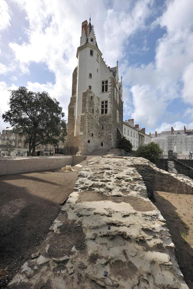 Nantes médiévale : visite sensorielle
