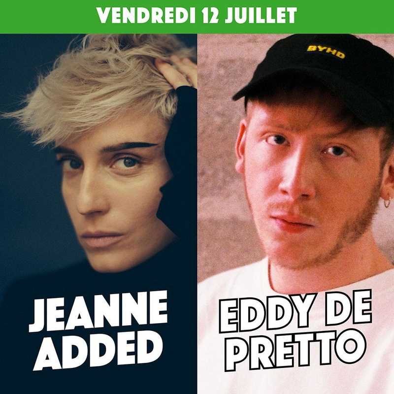 EDDY DE PRETTO + JEANNE ADDED