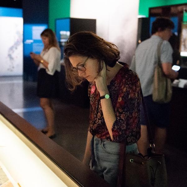 Tour d'horizon des expositions temporaires