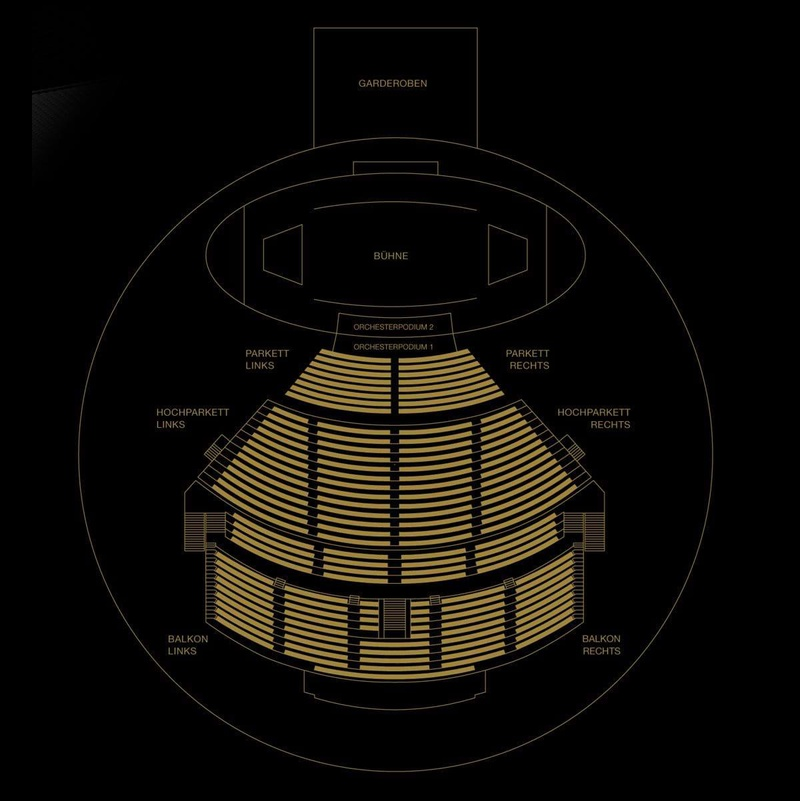 Seat plan (Jahrhunderthalle Frankfurt)
