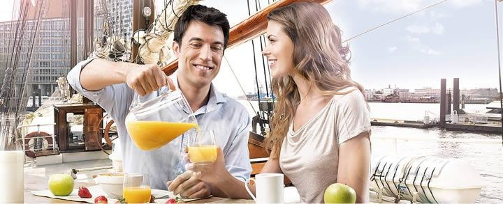 Brunchfahrt zu den Cruise Days