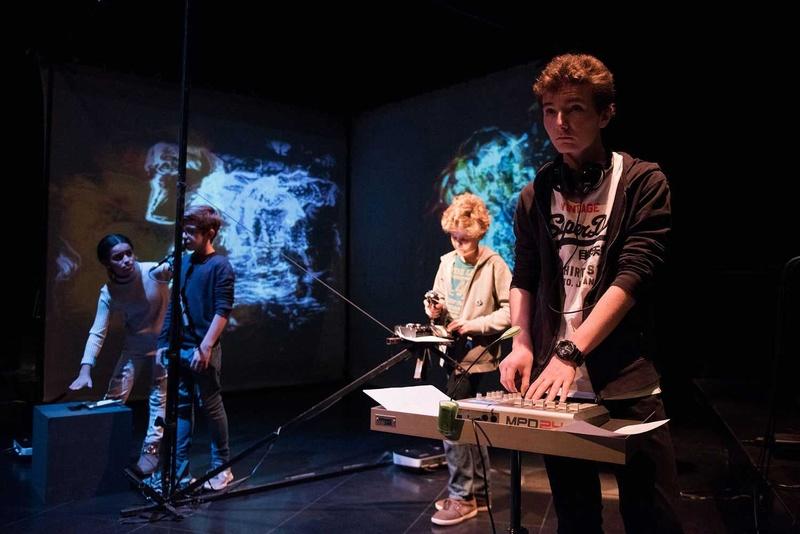Stage Opéra et numérique