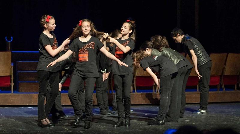 Stage chant et expression scénique