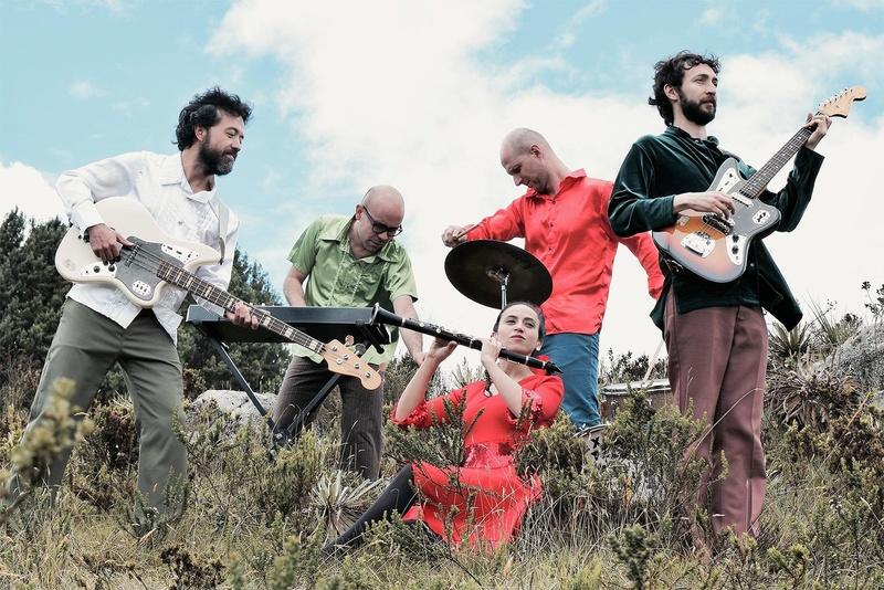 Meridian Brothers avec le Quatuor Wassily