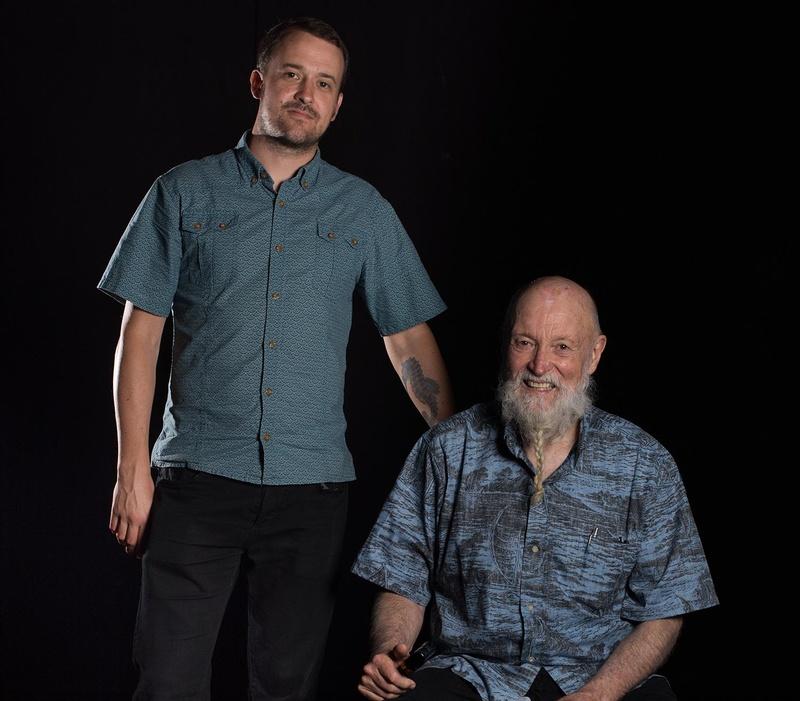 Terry Riley & Gyan Riley