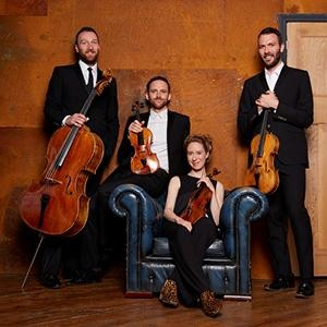 HEATH QUARTET & CAROLYN SAMPSON